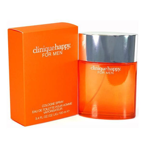 Clinique Happy Cologne Eau De Toilette Spray for Men