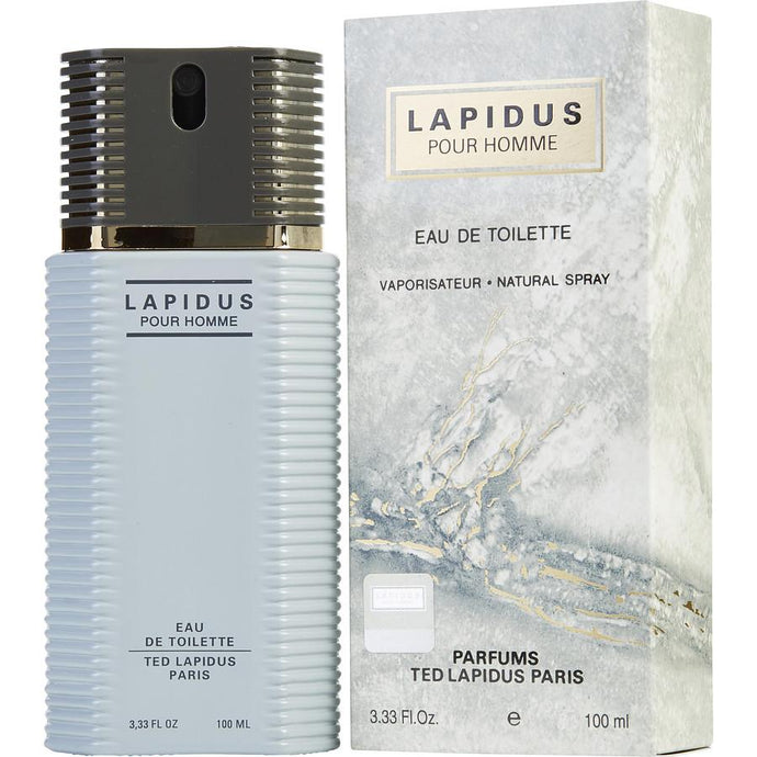 Lapidus Eau de Toilette Spray for Men - AromaFi.com