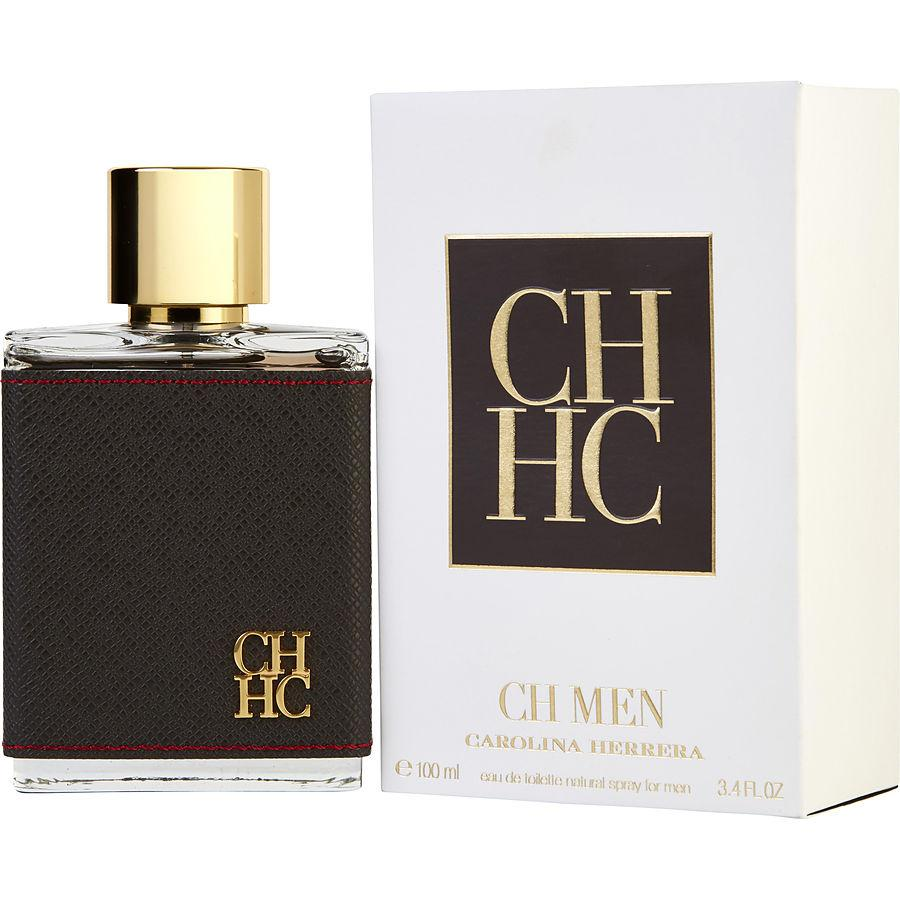 CH Carolina Herrera Eau De Toilette Spray for Men - AromaFi.com