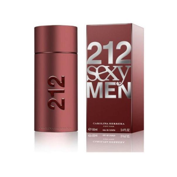 212 Sexy Eau De Toilette Spray for Men - AromaFi