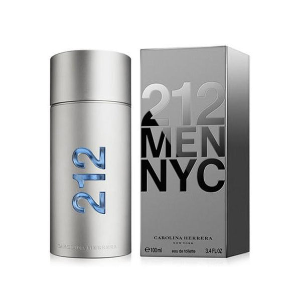 212 Eau De Toilette Spray for Men - Le Boutique Parfum