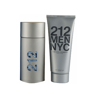 212 Eau De Toilette Spray for Men Gift Set - AromaFi.com