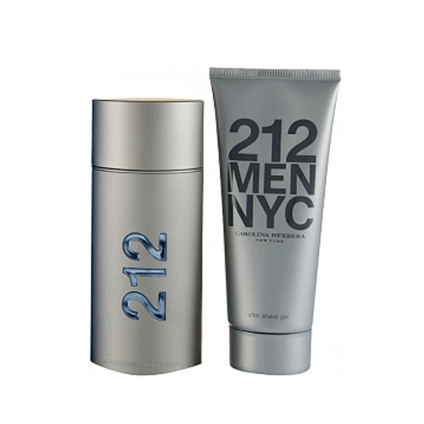 212 Eau De Toilette Spray for Men Gift Set - Le Boutique Parfum