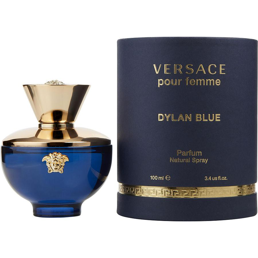 Dylan Blue Eau De Parfum Spray for Women - AromaFi.com