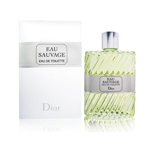 Eau Sauvage Edt For Men By Christian Dior Aromafi