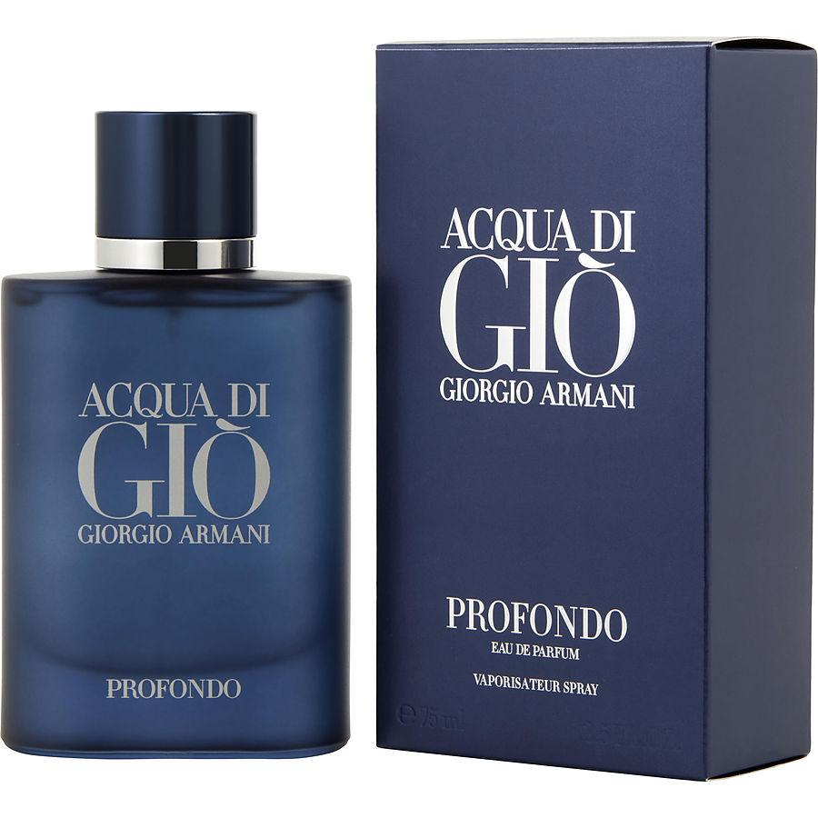 Acqua Di Gio Profondo Eau De Parfum Spray for Men