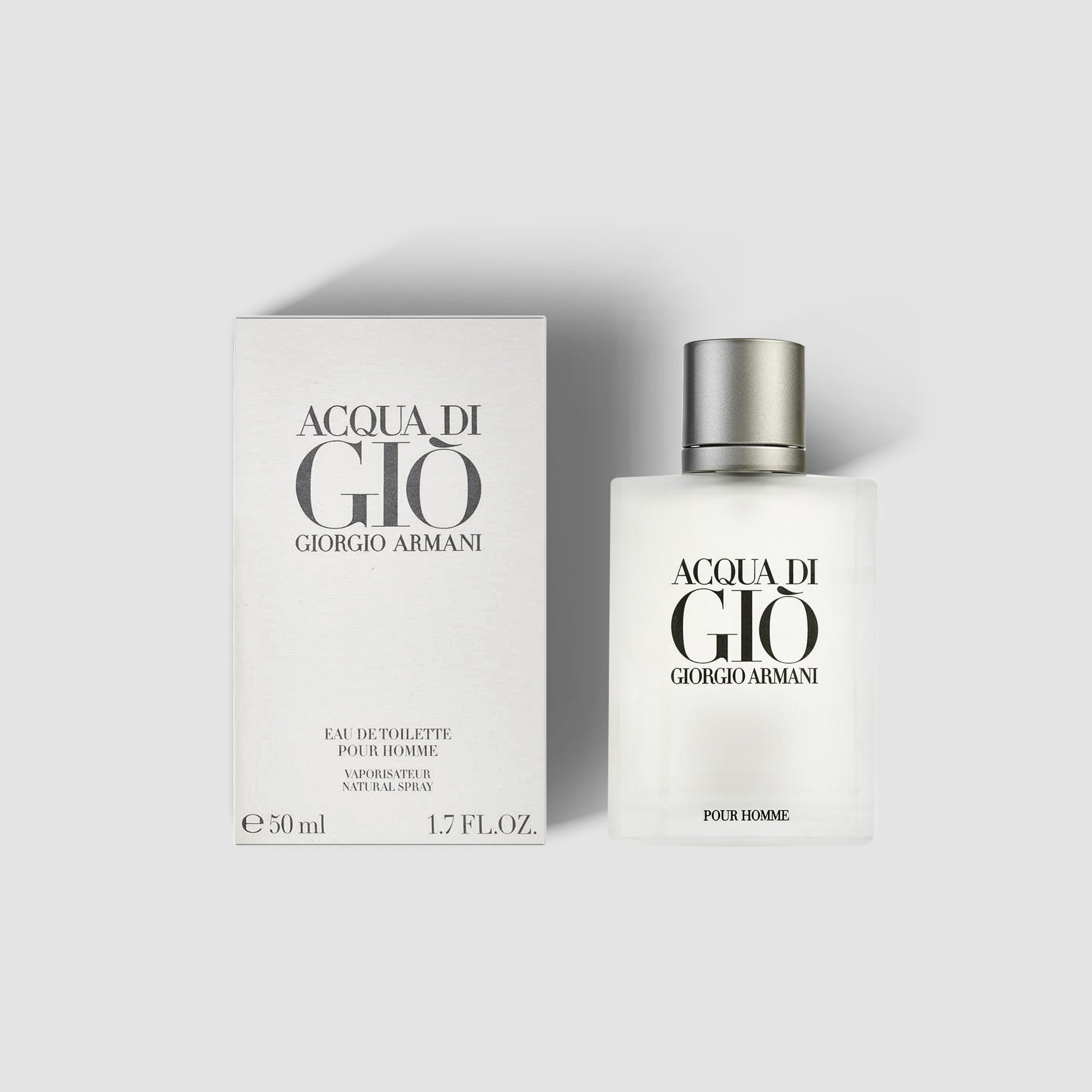 Acqua Di Gio Eau De Toilette Spray for Men - AromaFi