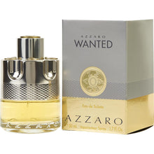 Load image into Gallery viewer, Azzaro Wanted Eau De Toilette Spray for Men - Le Boutique Parfum
