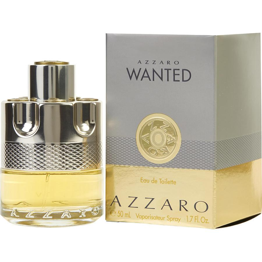 Azzaro Wanted Eau De Toilette Spray for Men - Le Boutique Parfum
