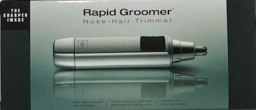Rapid Groomer Nose-Hair Trimmer