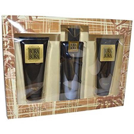 Bora Bora Cologne Spray for Men Gift Set - AromaFi.com