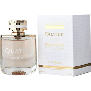 Boucheron Quatre Eau De Parfum Spray for Women - Le Boutique Parfum