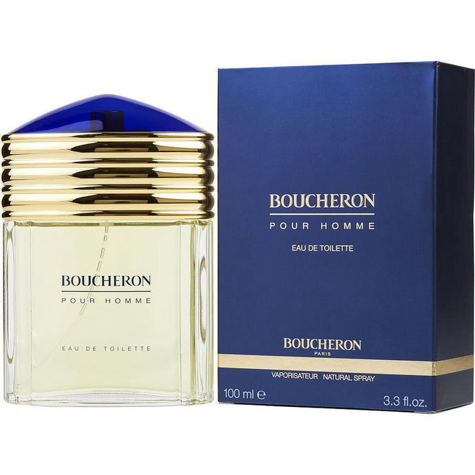 Boucheron Eau De Toilette Spray for Men - AromaFi.com