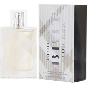 Burberry Brit Eau De Toilette Spray for Women - AromaFi