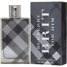 Load image into Gallery viewer, Burberry Brit Eau De Toilette Spray for Men - AromaFi.com