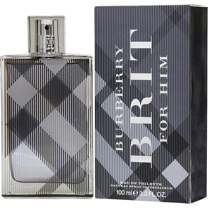 Burberry Brit Eau De Toilette Spray for Men - Le Boutique Parfum