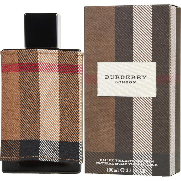 Burberry London Eau De Toilette Spray for Men - AromaFi.com