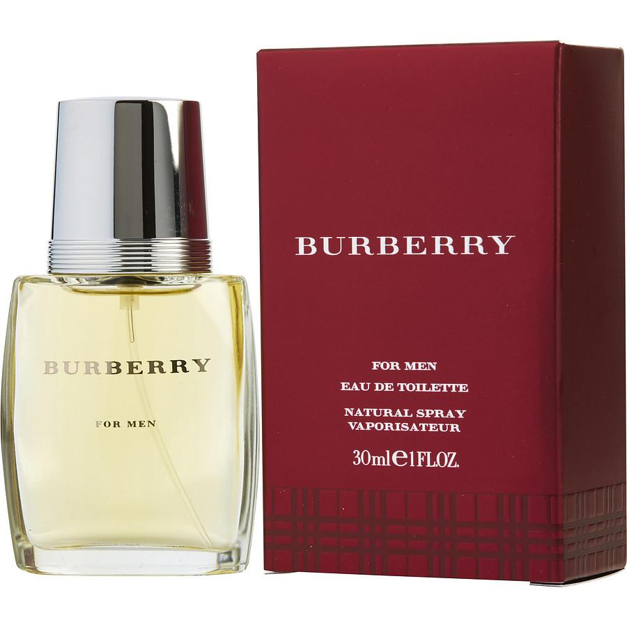 Burberry Eau De Toilette Spray for Men - Le Boutique Parfum