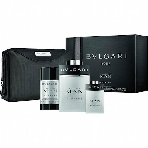Bvlgari Man Extreme Eau De Toilette Spray for Men Gift Set - Le Boutique Parfum
