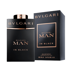 Bvlgari Man In Black Eau De Parfum Spray - Le Boutique Parfum
