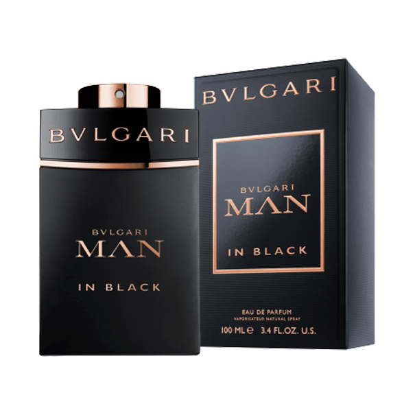 Bvlgari Man In Black Eau De Parfum Spray for Men - Le Boutique Parfum