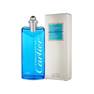 Declaration L'eau Eau De Toilette Spray for Men - AromaFi.com