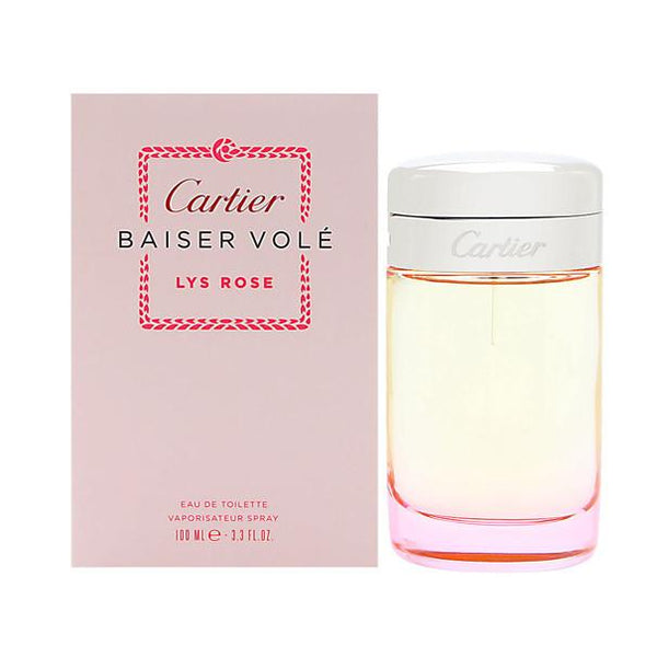 Baiser Vole LYS Rose Eau De Toilette Spray for Women - Le Boutique Parfum