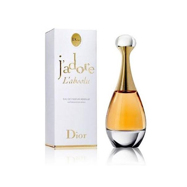 J'Adore L'Absolu Eau De Parfum Spray for Women - AromaFi.com