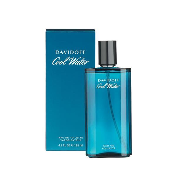 Cool Water Eau De Toilette Spray for Men - AromaFi.com