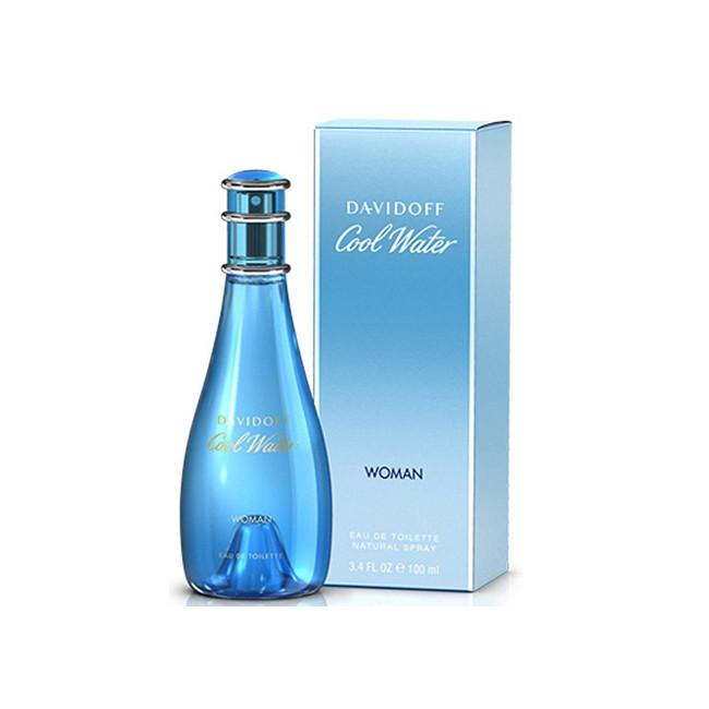 Cool Water Eau De Toilette Spray for Women - Le Boutique Parfum