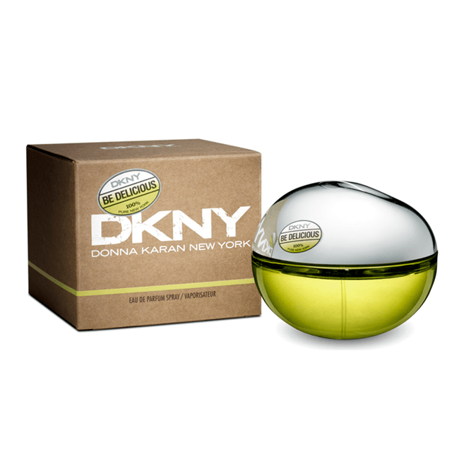 DKNY Be Delicious Eau De Parfum Spray for Women - Le Boutique Parfum