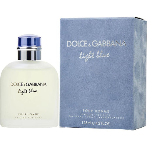 Light Blue Eau De Toilette Spray for Men - AromaFi.com