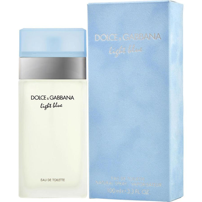 Light Blue Eau De Toilette Spray for Women - AromaFi.com