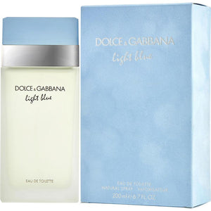 Light Blue Eau De Toilette Spray for Women