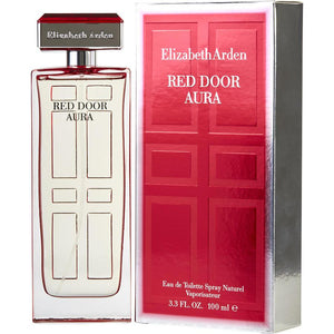 Red Door Aura Eau De Toilette Spray for Women - AromaFi.com