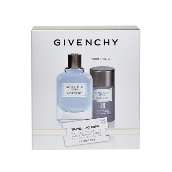 Gentleman Only Eau De Toilette Spray for Men Gift Set - Le Boutique Parfum