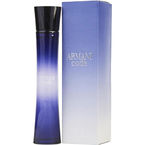 Armani Code Eau De Parfum Spray for Women - AromaFi.com