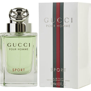 Gucci By Gucci Sport Eau De Toilette Spray for Men - AromaFi.com