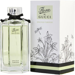 Flora By Gucci Gracious Tuberose Eau De Toilette Spray for Women - Le Boutique Parfum