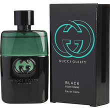 Load image into Gallery viewer, Gucci Guilty Black Eau De Toilette Spray for Men - AromaFi.com