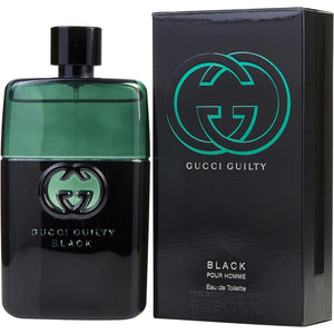 Gucci Guilty Black Eau De Toilette Spray for Men