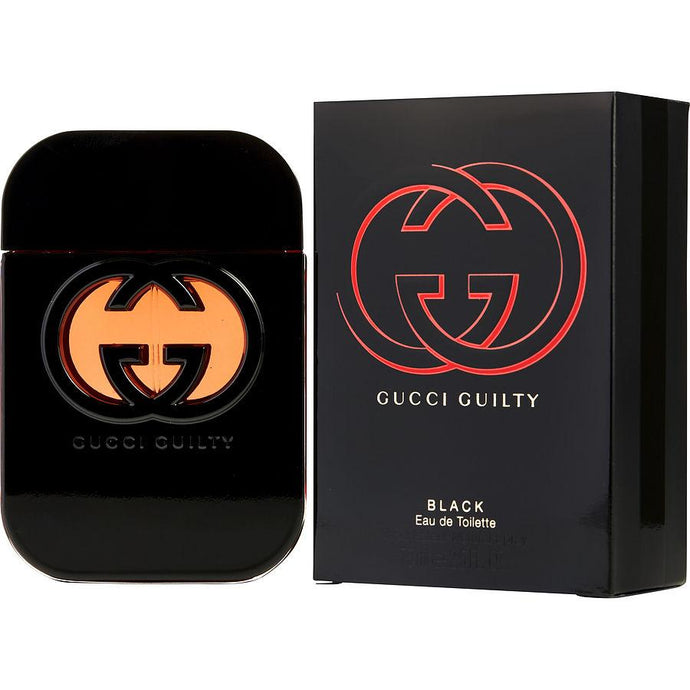 Gucci Guilty Black Eau De Toilette Spray for Women - AromaFi.com