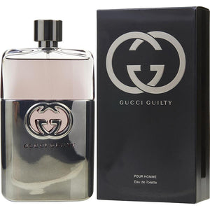 Gucci Guilty Eau De Toilette Spray for Men - AromaFi.com