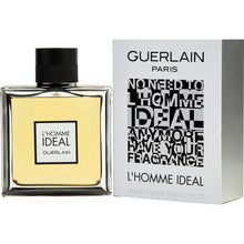 Load image into Gallery viewer, Guerlain L'Homme Ideal Eau De Toilette Spray for Men - AromaFi.com