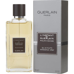 L'Instant De Guerlain Eau De Toilette Spray for Men - AromaFi.com