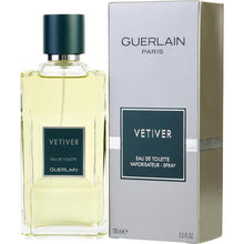 Load image into Gallery viewer, Vetiver Eau De Toilette Spray for Men - AromaFi.com