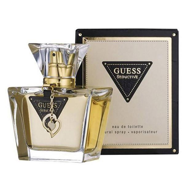Guess Seductive Eau De Toilette Spray for Women - AromaFi.com