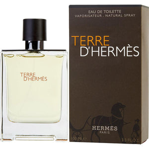 Terre D'Hermes Eau De Toilette Spray for Men - AromaFi.com