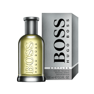 Hugo Boss Bottled Eau De Toilette Spray for Men - Le Boutique Parfum