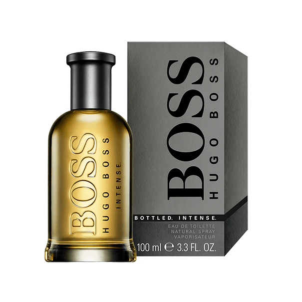Hugo Boss Bottled Intense Eau De Toilette Spray for Men - Le Boutique Parfum